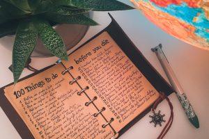 Bucket List 100 cose da fare prima di morire