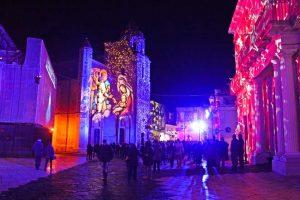 Tutta la magia del Natale Lucera Light Festival