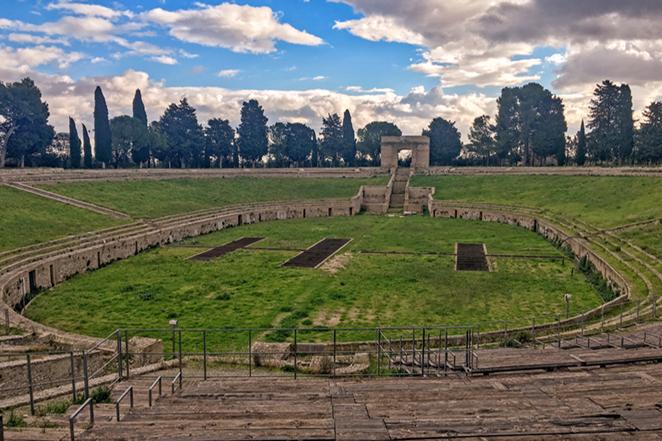 lucera-anfiteatro-romano