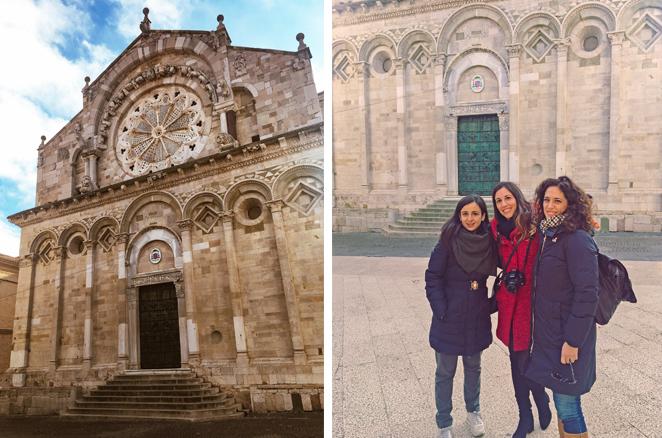 Troia-Cattedrale-Filomena-Natolo-Sara-Guadagno-Assessore-alla-cultura