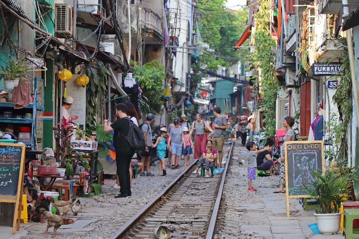 hanoi-trainstreet