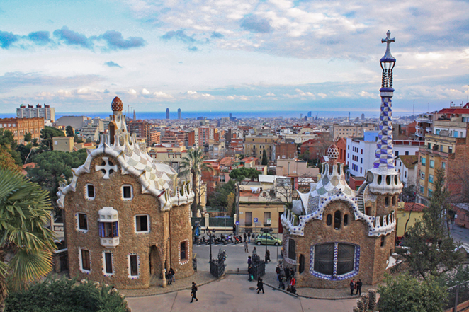 black-friday-barcellona-Parc-Güell
