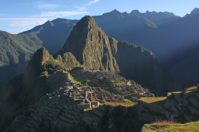 Machu Picchu - la prima delle 7 meraviglie del mondo moderno