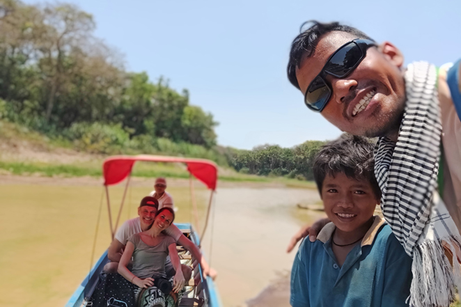 Kampong-Pluck-cambogia-giro-sul-fiume-villaggi