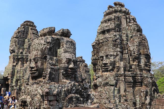 i-sorrisi-della-cambogia-Bayon-Temple-2