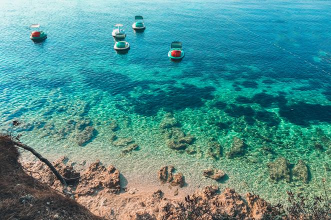 mare-turchese-della-croazia